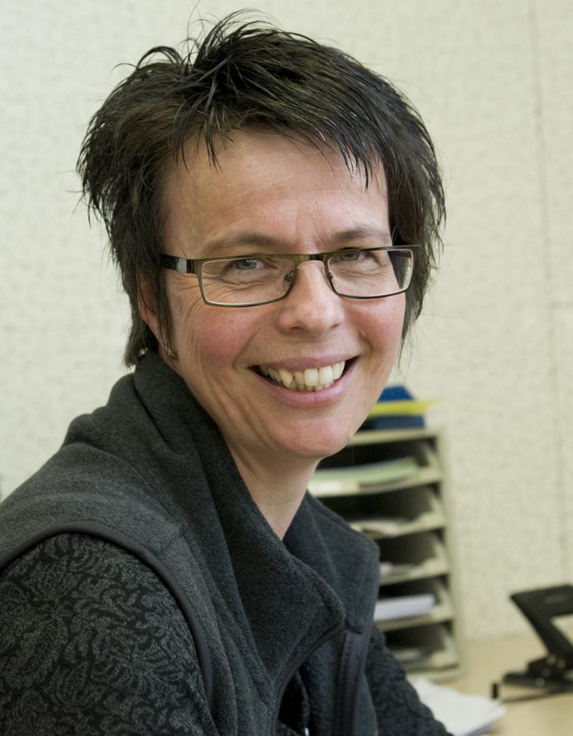 Vera Sturzenegger Leitung Verkauf/Innendienst