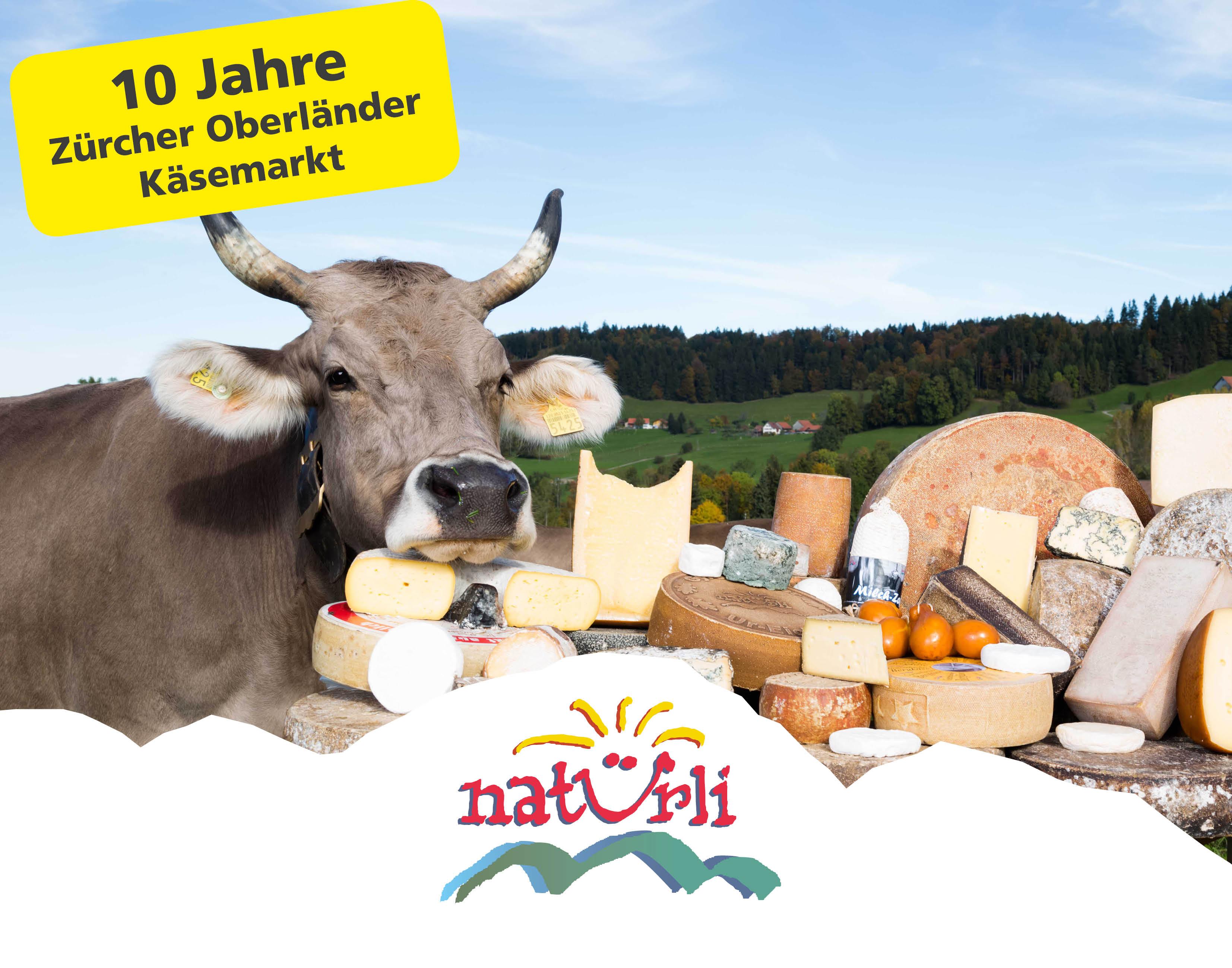 10. Zürcher Oberländer Käsemarkt