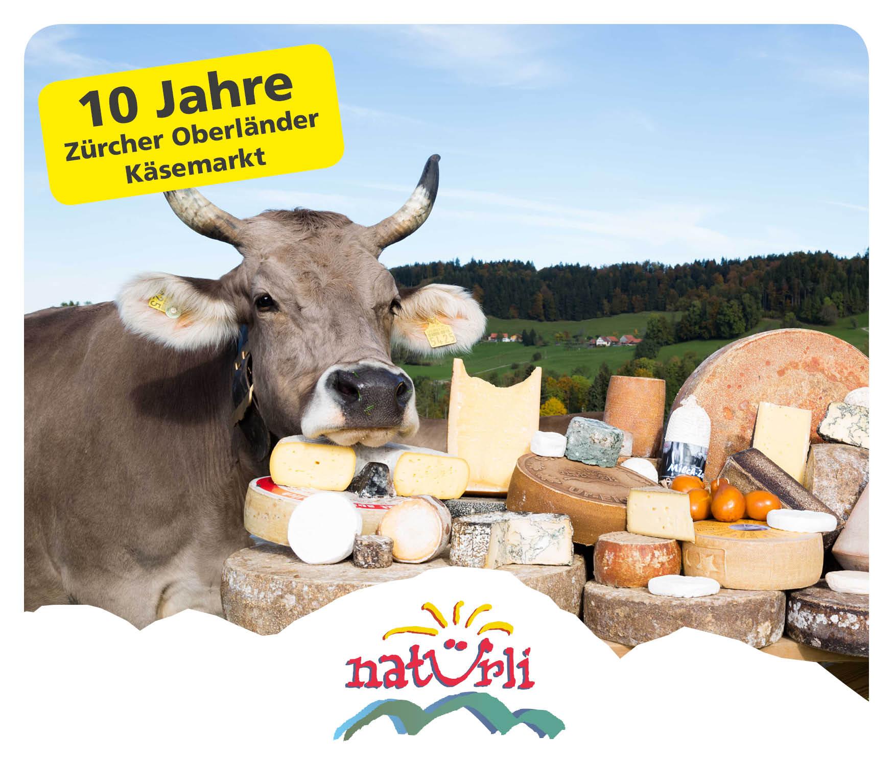 10. Zürcher Oberländer Käsemarkt 1. Mai 2019