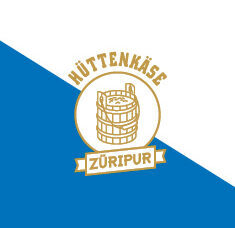 Bildmarke Züripur Hüttenkäse