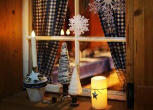 Alphütte Weihnachten