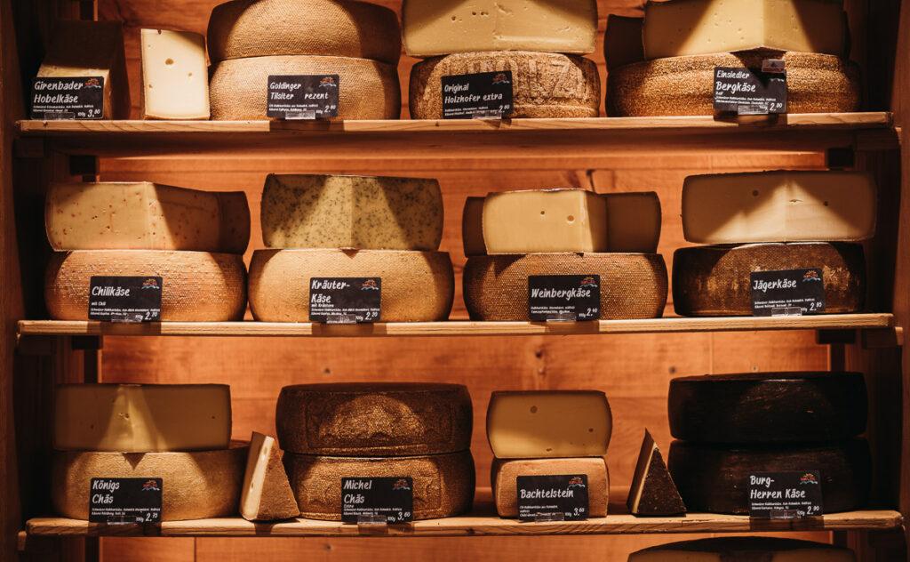 Humidificador de queijo