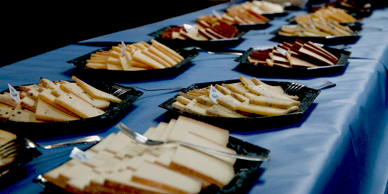 12 Sorten Raclette