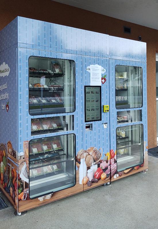 Spaccio aziendale 24 automat